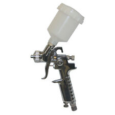 Scratch Doctor HVLP Spray Paint Gun Mini Jet / Air Gravity Feed Smart Repair