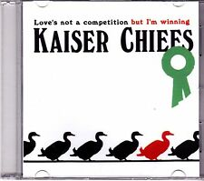 Kaiser Chiefs-Love s Not A Competition Promo cd single