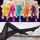 80D Opaque Footed Tights Sexy Women's Pantyhose Stockings Socks 15 Colors