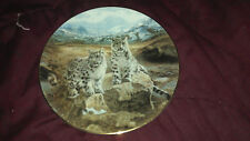 SECRET HEIGHTS Bradford Exchange collector plate CHARLES FRACE