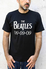 STEDMAN T Shirt THE BEATLES 09.09.09 Tribute Black SAMPLER T-Shirt Tee M