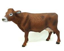 4244) Schleich Sondermodell Allgäuer Kuh Sonderbemalung Bauernhof Exclusive