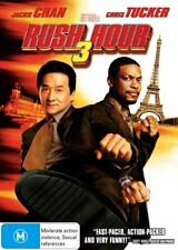 Rush Hour 03 (DVD, 2008) Jackie Chan, Chris Tucker
