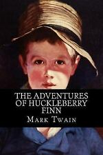 The Adventures of Huckleberry Finn by Mark Twain (2014, Paperback)