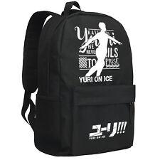 YURI!!! on ICE Victor Nikiforov Backpack Shoulder Bag Portable