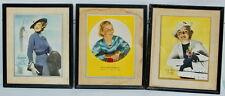 Vintage Lot Eye Wear Framed Advertisements Oxfords Fulvue Tillyer