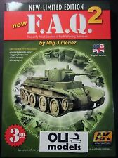 FAQ 2 AFV Painting Techniques Mig Jimenez 3rd Limited Edition AK Interactive 38