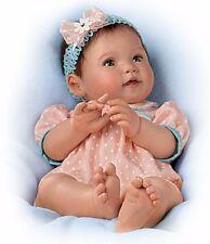 MY PRECIOUS SWEETHEART! -Newborn 16 Inch Collectors Life Like Baby Girl Doll
