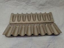 Antique LAUROSCH 8 Cone Shape Form Chocolate / Candy Mold # 4110 Germany