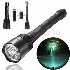 Elfeland 8000lm High Power T6 3X LED Long Flashlight Torch Light 5 Mode