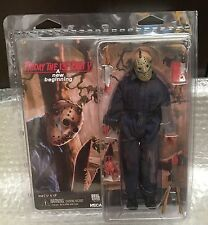 """NECA JASON VOORHEES Friday the 13th Part 5 V Retro Style 8"""" Action Figure New"""
