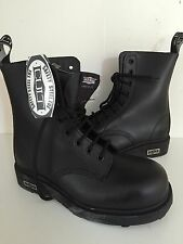 STIVALI CULT N 41 ANFIBI BOOT PELLE COLL 2015 2016 UOMO DONNA BOLT NEW