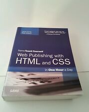 Sams Teach Yourself Web Publishing with HTML and CSS in One Hour a Day by...