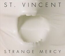 NEW Strange Mercy by St. Vincent CD (Vinyl) Free P&H