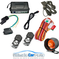 Remote Central Locking Car Alarm And Immobiliser With Ultrasonic Sensors 080