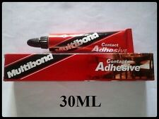 Multibond Contact Adhesive wood, rubber, plastic Leather Fabric,plywood 30ML