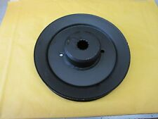 HUSQVARNA DECK SPINDLE PULLEY PART# 539113962