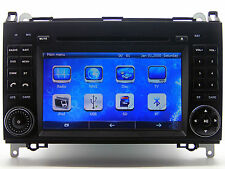 Auto Car Radio DVD Player GPS Navigation Fo Mercedes-Benz B class W245 2005-2012