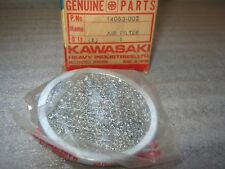 KAWASAKI ENGINE COVER AIR FILTER F8 F81M BISON 1971 71 1972 72 NOS OEM 14063-002