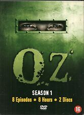 COFFRET DIGIPACK 2 DVD ZONE 2--SERIE TV--OZ--INTEGRALE SAISON 1--8 EPISODES