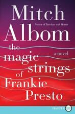 The Magic Strings of Frankie Presto: A Novel by Albom, Mitch