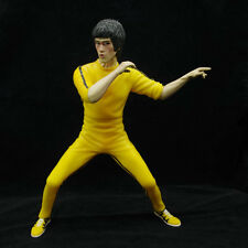 New 13 Inch Bruce Lee Statues Action Figures Enter The Dragon Model Kung Fu Toys