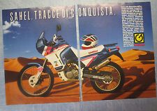 MOTOSPRINT989-PUBBLICITA'/ADVERTISING-1989- GARELLI SAHEL
