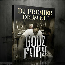 Dj Premier Drum Samples Hip Hop Drum Kit Native Instruments Maschine Komplete