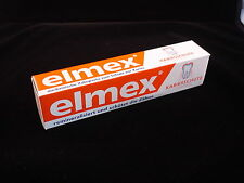Elmex anticaries Toothpaste 75 ml (2,64 oz), Made in Germany, Fits with Aronal