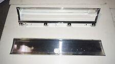 1967 Chevelle El Camino Dash & Glove Box Trim Re Chromed OE