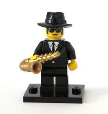 NEW LEGO MINIFIGURES SERIES 11 71002 - Saxophone Player (Jazz Musician)