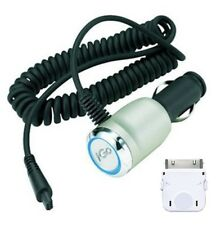 GENUINE iGO CAR CHARGER WITH iPHONE 3GS 4 4S CONNECTOR