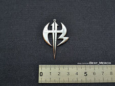 Hardyz Necklace stainless steel WWE Jeff Hardy Boyz Team Xtreme Pendant merch