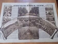 LA DOMENICA dell'AGRICOLTORE 48/1936 Azienda agricola Vegezzi a Partitore