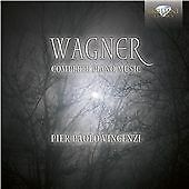 WAGNER: COMPLETE PIANO MUSI NEW & SEALED