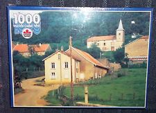 Canada Games 1000 Jigsaw Puzzle Comte' France Chateau NEW SEALED 1994