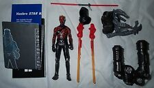 Star Wars 2016 Rebels Shirtless Sith Darth Maul Loose Complete Action Figure