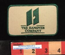 HANOVER COMPANY PATCH Gas Compress HOUSTON TX. OIL/GAS INDUSTRY ADVERTISING 58OO