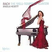 Well-tempered Clavier, The (Hewitt) CD NEW
