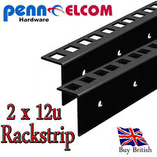 12U rackstrip, striscia di dati, i server rack flightcase STRISCIA