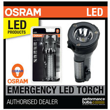 New! OSRAM LED Guardian Saver Light 12xLED Torch 6500K Safety Features SL101