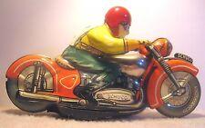 Schuco Motorrad Mirakomot 1012
