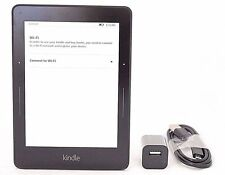 "Amazon Kindle Voyage E-reader, 6"" Wi-Fi + 3G, Black (9-5D, 10-5F, 10-7A)"