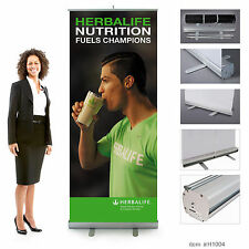 Herbalife Retractable Banner 7ft tall Cristiano Ronaldo