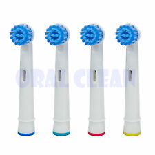 4xElectric Tooth brush Heads Replacement for Oral B Vitality Sensitive Gum Care