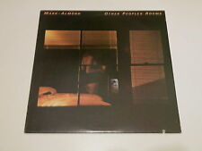 MARK ALMOND - OTHER PEOPLES ROOMS - LP 1978 A&M RECORDS U.S.A. - OIS - CUT COVER