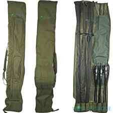 Rod Holdall 3 Rod + 3 Padded Bag Luggage Storage Carp Fishing suits 12ft Rods