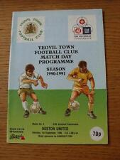 01/09/1990 Yeovil Town v Boston United  (No obvious faults)