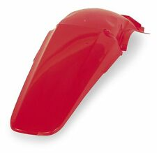 NEW Polisport Rear Fender Red HONDA CRF450R 2002–2004