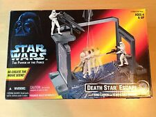 Star Wars POTF2 Death Star Escape ( Play Set )
